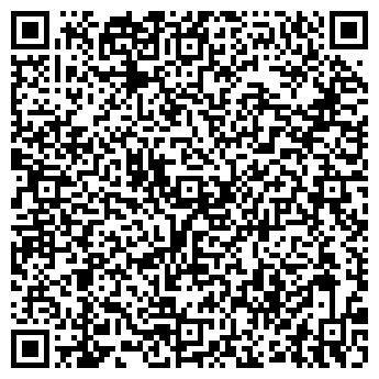 QR-код с контактной информацией организации ЗАО ЭФКО-НОВОСИБИРСК
