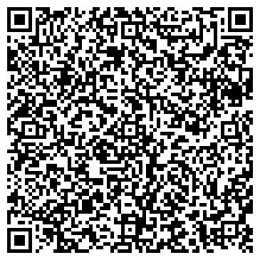 QR-код с контактной информацией организации МИР СПОРТА ФИРМА МИСС, ЗАО