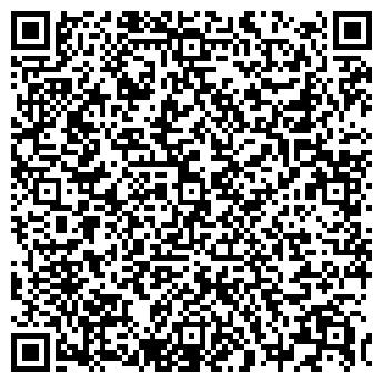 QR-код с контактной информацией организации РОДОС-2000,, ООО