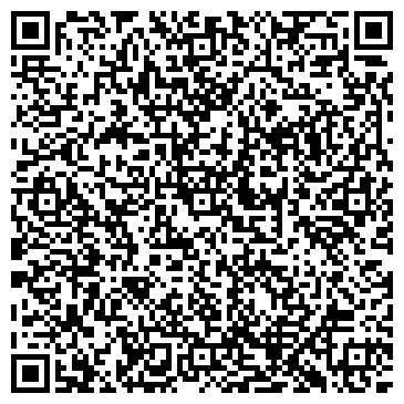 QR-код с контактной информацией организации ГОЛОВНЫЕ УБОРЫ И МЕХА, ЗАО