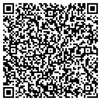 QR-код с контактной информацией организации МОН АМУР