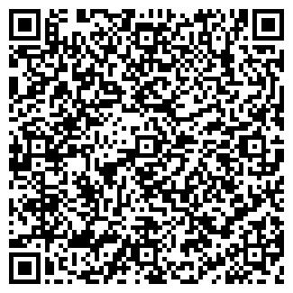 QR-код с контактной информацией организации ПРАЗДНИЧНЫЙ