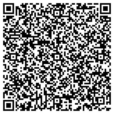 QR-код с контактной информацией организации СИБИРСКАЯ КОЖГАЛАНТЕРЕЯ, ЗАО