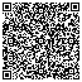 QR-код с контактной информацией организации САБУР, ЗАО