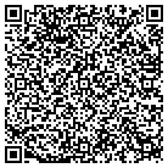 QR-код с контактной информацией организации САЯНЫ, ЗАО