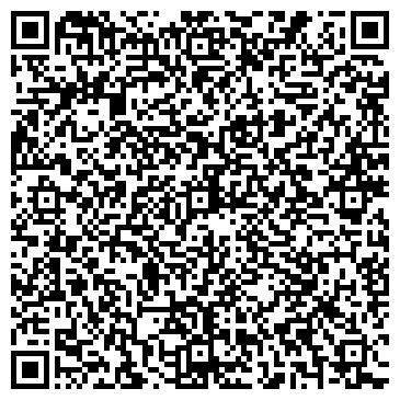 QR-код с контактной информацией организации ВТОРЧЕРМЕТ ОБЪЕДИНЕНИЕ, ЗАО