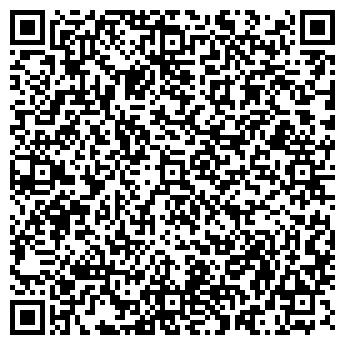 QR-код с контактной информацией организации МЕТРИС, ЗАО
