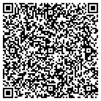 QR-код с контактной информацией организации БИЗНЕС-ТРАНС, ООО