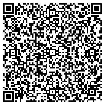 QR-код с контактной информацией организации ИРИДИЙ, ЗАО