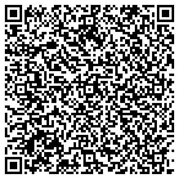QR-код с контактной информацией организации ДОБРЫЕ ТКАНИ НА ДОБРОЛЮБОВА