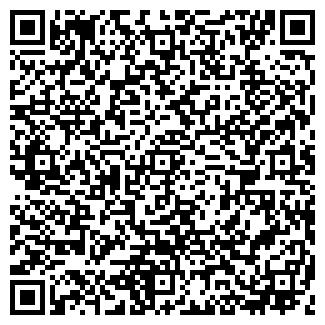 QR-код с контактной информацией организации АВТО НЮАНС