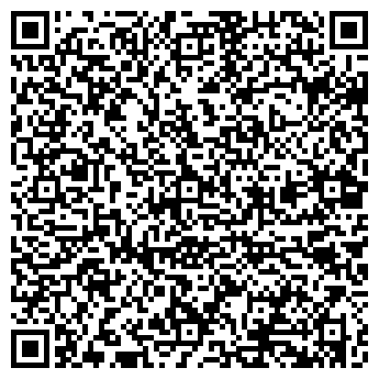 QR-код с контактной информацией организации МЕГА-ПЛАСТ-СИБИРЬ, ООО