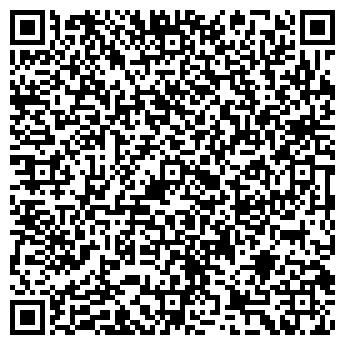 QR-код с контактной информацией организации ТЕХНО-СИБ, ООО