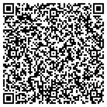 QR-код с контактной информацией организации ЗАВОД ПЛАСТМАСС, ЗАО