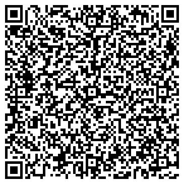 QR-код с контактной информацией организации ЛЕОДР ОРУЖЕЙНЫЙ МАГАЗИН, ЗАО