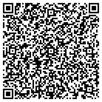 QR-код с контактной информацией организации ЦВЕТУЩИЙ САД, ЗАО