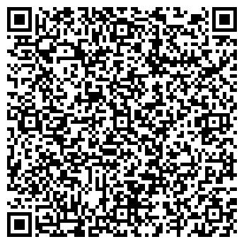QR-код с контактной информацией организации ПЛАСЕТАС