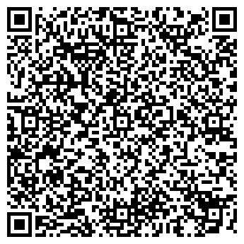 QR-код с контактной информацией организации ГАЛЛОП, ЗАО