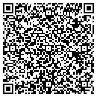 QR-код с контактной информацией организации БАУХАУС