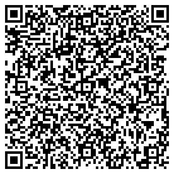 QR-код с контактной информацией организации ГУБКИН