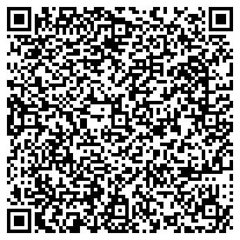 QR-код с контактной информацией организации ЛОММЕТА, ЗАО