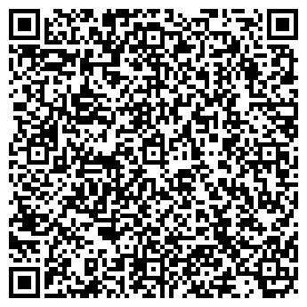 QR-код с контактной информацией организации МИЛЛЕНИУМ САЛОН, ООО