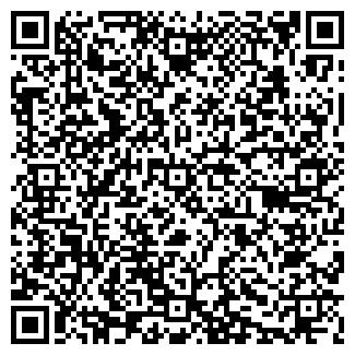 QR-код с контактной информацией организации МКК ОБЬ