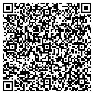 QR-код с контактной информацией организации ПЕСОК НСК