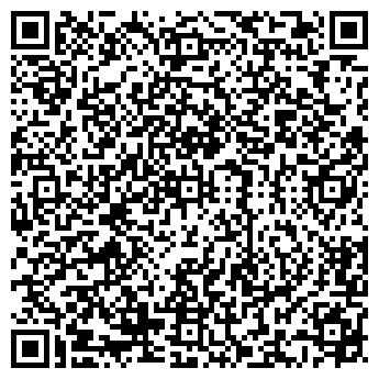 QR-код с контактной информацией организации Театр МОСТ