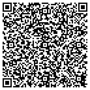 QR-код с контактной информацией организации ТЕХНО-МОД, ООО