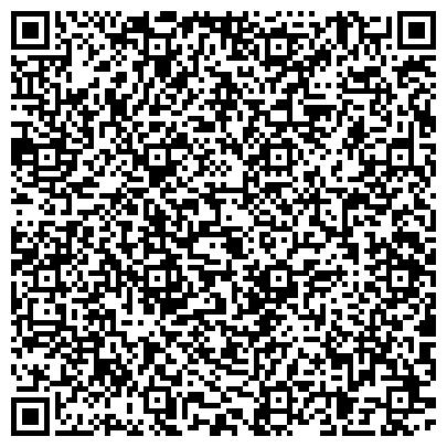 QR-код с контактной информацией организации ИНСИ НОВОСИБИРСКИЙ ФИЛИАЛ, ЗАО