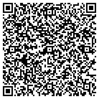 QR-код с контактной информацией организации ART REVUE