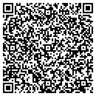 QR-код с контактной информацией организации МИО, ООО