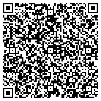 QR-код с контактной информацией организации ПЛАСТ-БИЗНЕС
