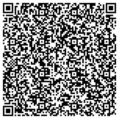 QR-код с контактной информацией организации СЕКТОР ПЕРСПЕКТИВНОГО РАЗВИТИЯ, ГАРАЖНОГО СТРОИТЕЛЬСТВА И ЖКХ