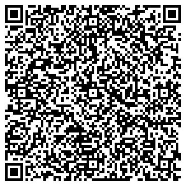 QR-код с контактной информацией организации АВАНГАРД РЕСТОРАН АРТ ГОСТИННАЯ, ООО