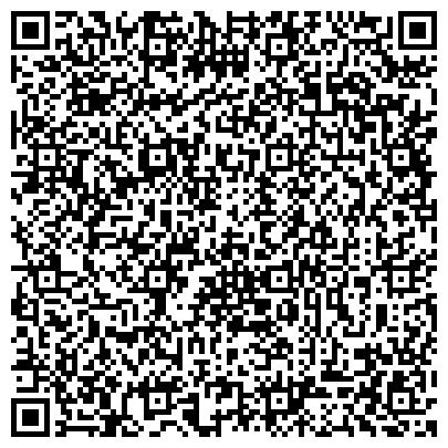 QR-код с контактной информацией организации Отдел социального обслуживания населения администрации Калининского района