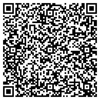 QR-код с контактной информацией организации SONY