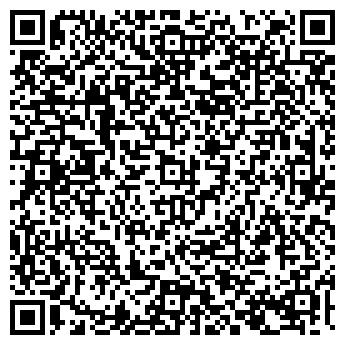 QR-код с контактной информацией организации АУДИО ВИДЕО ДИЗАЙН