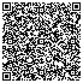 QR-код с контактной информацией организации ВЫРАСТАЙКА ДУОЦ