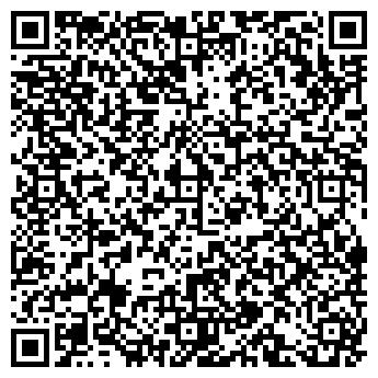 QR-код с контактной информацией организации МАГАЗИН КАСКАД