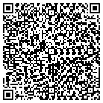 QR-код с контактной информацией организации ДИНАС-М, ООО