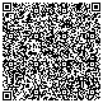 QR-код с контактной информацией организации СИБИРСКОЕ ОАО ПО ПРОЕКТИРОВАНИЮ ОБЪЕКТОВ РЕЧНОГО ТРАНСПОРТА