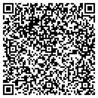 QR-код с контактной информацией организации АВГУСТ ТЭК