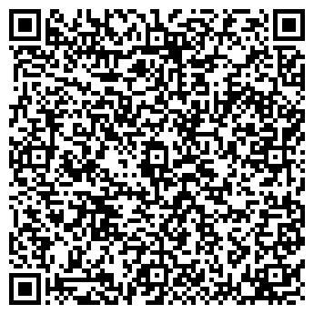 QR-код с контактной информацией организации ЛЕНАТРАНСКОНТЕЙНЕР (ЛТК)