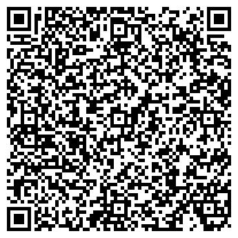 QR-код с контактной информацией организации АТЛ-НОВОСИБИРСК, ООО