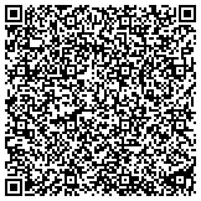 QR-код с контактной информацией организации УПРАВЛЕНИЕ ЗАПАДНО-СИБИРСКОГО ОКРУГА ГОСГОРТЕХНАДЗОРА РОССИИ