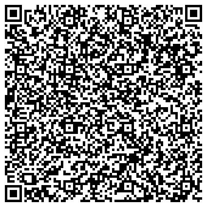 QR-код с контактной информацией организации Федеральное агентство по рыболовству Верхнеобское территориальное управление
