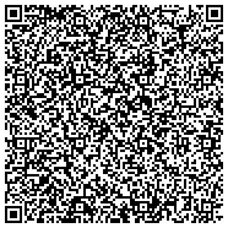 QR-код с контактной информацией организации Инспекция государственного надзора за техническим состоянием самоходных машин и других видов техники Новосибирской области
