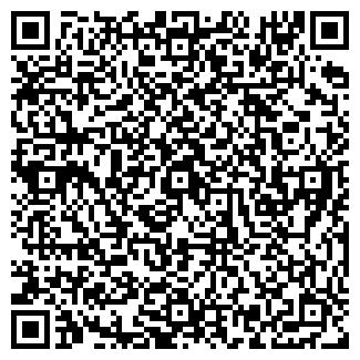 QR-код с контактной информацией организации ОФ ЯШАР ОСОО
